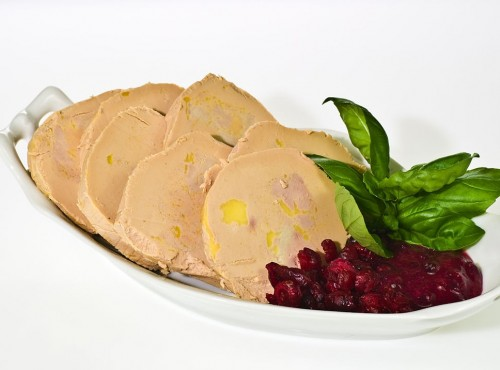Foie gras et produits prestiges