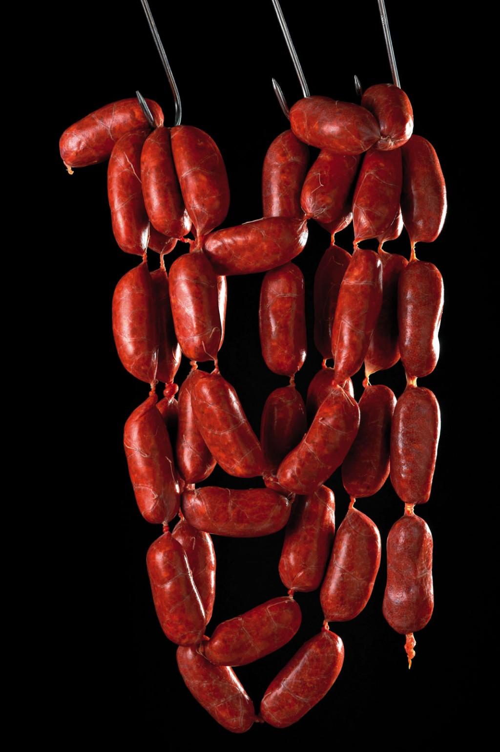 Chorizo à griller fort ou doux